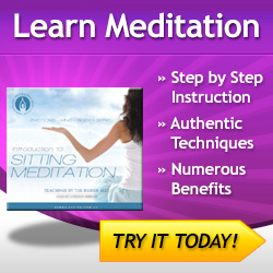 Learn Authentic Sitting Meditation for Mind, Body & Spirit