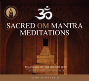 Sacred OM Mantra Meditations
