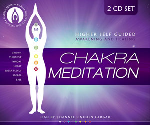 Chakra Meditation Higher Self Guided Awakening Healing